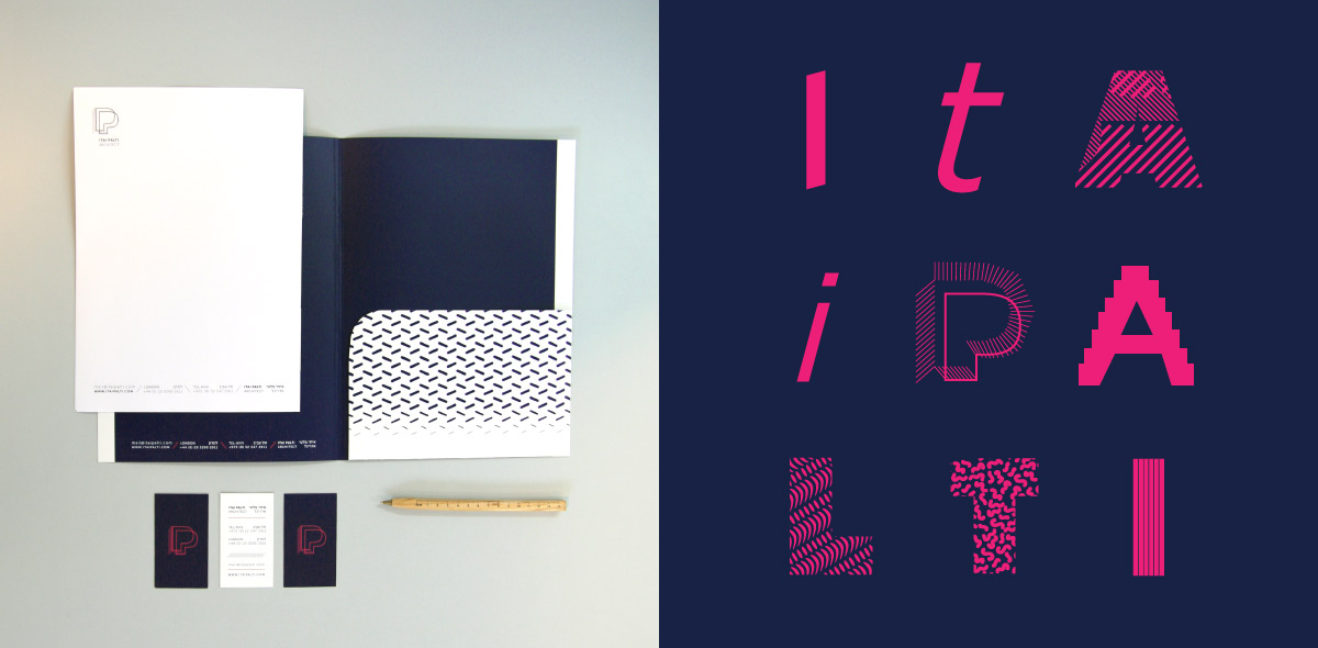 Palti Stationary and Typography